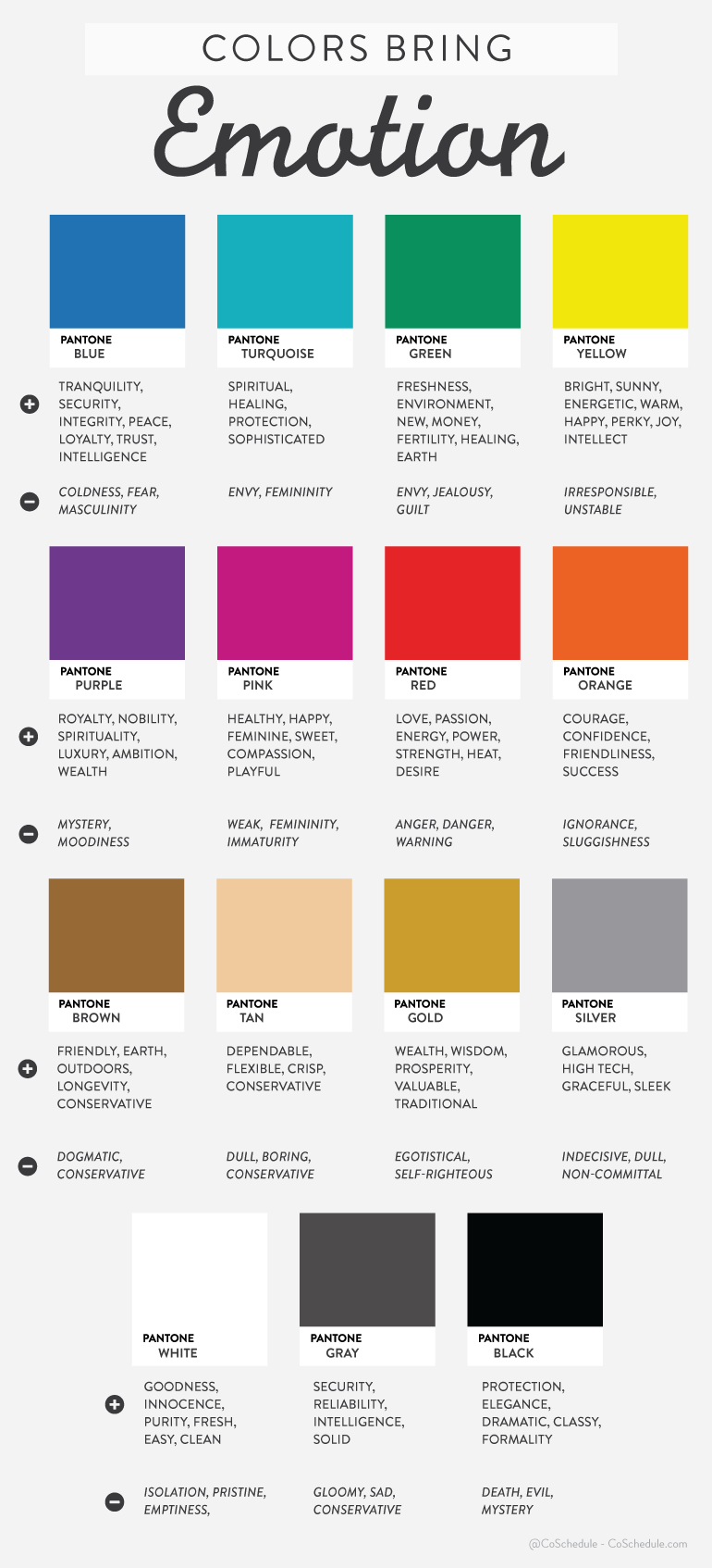 Emotion Color By DotCom Creative Solutions